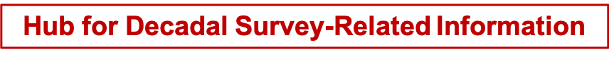 decadal survey hub
